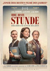 """Filmplakat für """"Ihre beste Stunde - Drehbuch einer Heldin"""""""