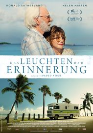 "Movie poster for ""THE LEISURE SEEKER"""