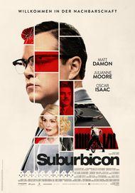"""Filmplakat für """"Suburbicon"""""""
