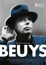 """Filmplakat für """"Beuys"""""""