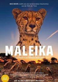 """Filmplakat für """"Maleika"""""""