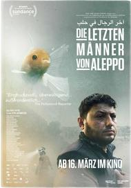 """Filmplakat für """"Die letzten Männer von Aleppo"""""""
