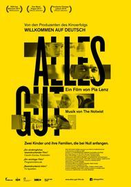 "Movie poster for ""Alles gut"""