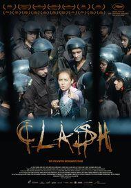 """Filmplakat für """"Clash"""""""