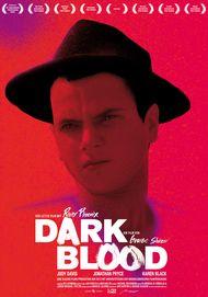 """Filmplakat für """"Dark Blood"""""""