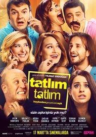"""Filmplakat für """"Tatlim Tatlim: Haybeden Gerceküstü Ask"""""""