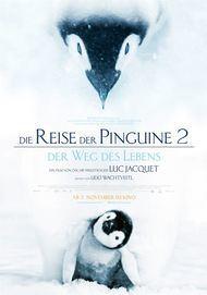 """Filmplakat für """"Die Reise der Pinguine 2"""""""