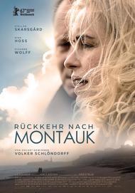"""Filmplakat für """"Rückkehr nach Montauk"""""""