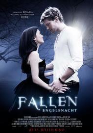 """Filmplakat für """"Fallen - Engelsnacht"""""""