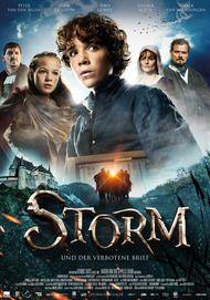 """Filmplakat für """"Storm und der verbotene Brief"""""""