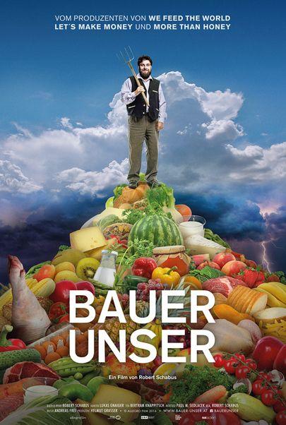 """Filmplakat für """"Bauer unser"""""""