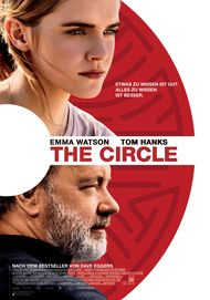 "Movie poster for ""THE CIRCLE"""