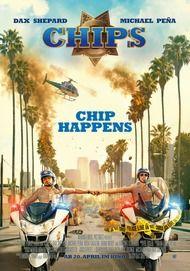 """Filmplakat für """"CHIPS"""""""