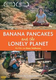 "Filmplakat für ""Banana Pancakes and the Lonely Planet"""