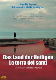 """Filmplakat für """"Das Land der Heiligen"""""""