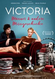 """Movie poster for """"IN BED WITH VICTORIA"""""""