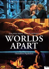 """Filmplakat für """"Worlds Apart"""""""