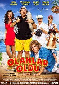 """Filmplakat für """"Olanlar Oldu"""""""