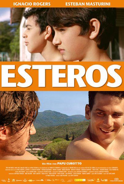 """Filmplakat für """"Esteros"""""""