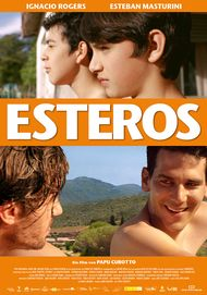 "Movie poster for ""Esteros"""