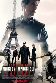 "Filmplakat für ""Mission: Impossible - Fallout"""