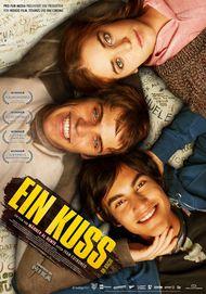 """Filmplakat für """"Ein Kuss"""""""