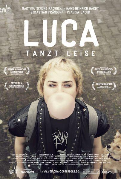 """Filmplakat für """"Luca tanzt leise"""""""