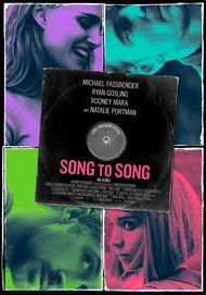 "Filmplakat für ""Song to Song"""