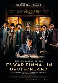 "Movie poster for ""BYE BYE GERMANY"""