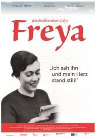 """Filmplakat für """"Geschichte einer Liebe - Freya"""""""