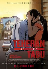 """Filmplakat für """"Teheran Tabu"""""""