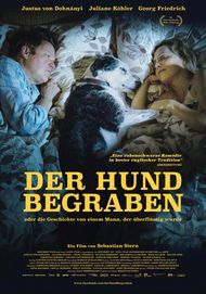 "Movie poster for ""Der Hund begraben"""