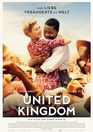 "Filmplakat für ""A UNITED KINGDOM"""