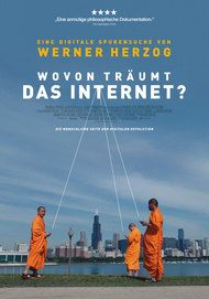 """Movie poster for """"LO AND BEHOLD, REVERIES OF THE CONNECTED WORLD"""""""