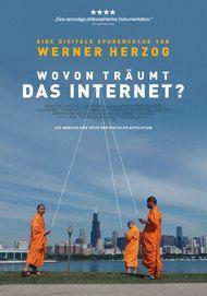 """Filmplakat für """"Wovon träumt das Internet?"""""""