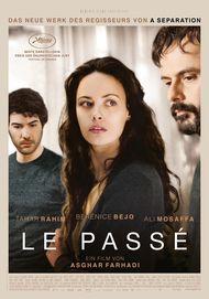 """Filmplakat für """"Le Passé - Das Vergangene"""""""