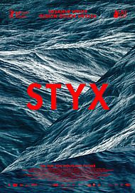 "Movie poster for ""STYX"""