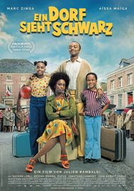 """Movie poster for """"BIENVENUE A MARLY GOMONT """""""
