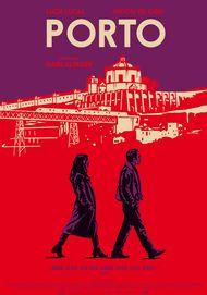 """Filmplakat für """"Porto"""""""