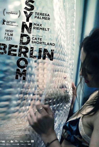 """Filmplakat für """"Berlin Syndrom"""""""