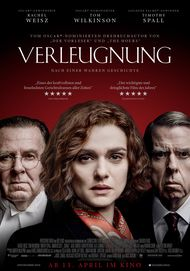 """Filmplakat für """"Verleugnung"""""""