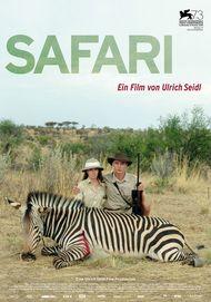 "Movie poster for ""Safari"""