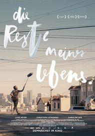 """Filmplakat für """"Die Reste meines Lebens"""""""