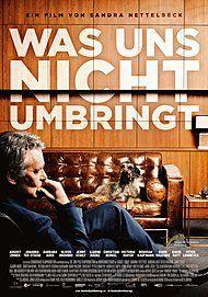 """Movie poster for """"Was uns nicht umbringt"""""""