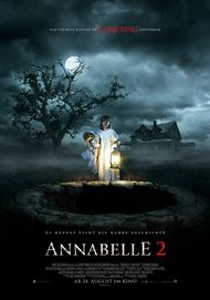 "Filmplakat für ""ANNABELLE : CREATION"""
