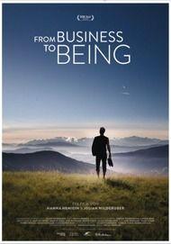 """Filmplakat für """"From Business to Being"""""""