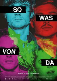 "Movie poster for ""So was von da"""