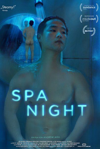 """Filmplakat für """"SPA NIGHT"""""""