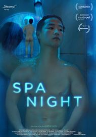 """Movie poster for """"SPA NIGHT"""""""