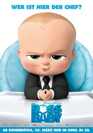 "Filmplakat für ""THE BOSS BABY"""
